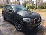 2017 BMW X5 Loaded M sport line xDrive in Mississauga, Ontario