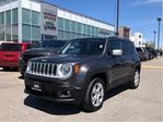 2018 Jeep Renegade Limited in Pickering, Ontario