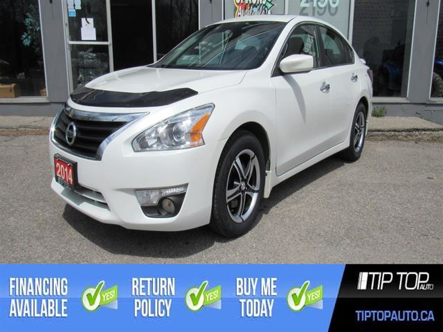 2014 NISSAN Altima 2.5 SV ** New Tires, Bluetooth, Backup Cam ** in Bowmanville, Ontario