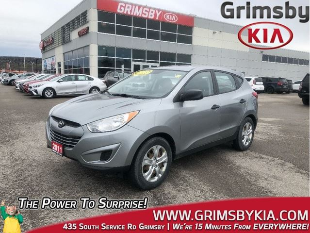 2011 Hyundai Tucson L Bluetooth Keyless Ent PWR Options in