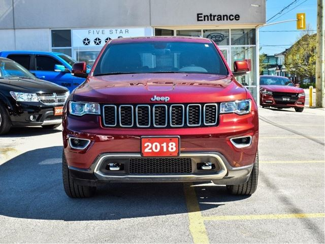 2018 JEEP Grand Cherokee Sterling Edition in Lindsay, Ontario