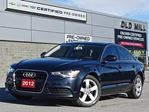 2012 Audi A6 Luxury Sedan Fully Loaded Clean History in Toronto, Ontario