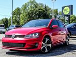 2015 Volkswagen GTI Autobahn/MOONROOF/BACK UP CAMERA/BLUETOOTH in Fonthill, Ontario