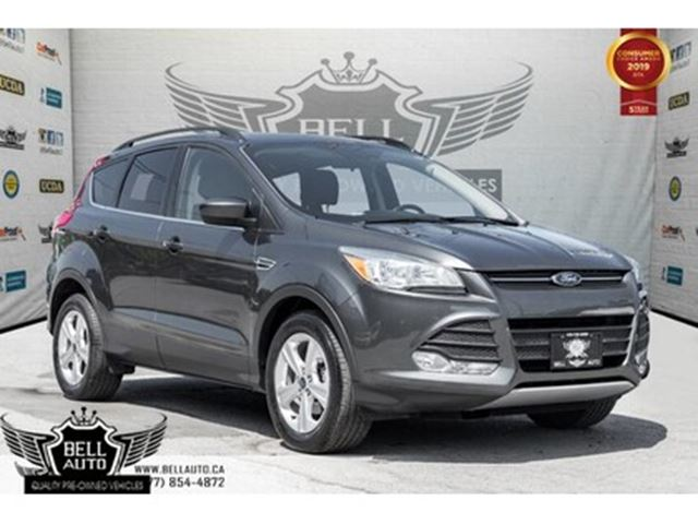 2015 FORD Escape SE, NAVI, BACK-UP CAM, LEATHER, BLUETOOTH, VOICE C in Toronto, Ontario