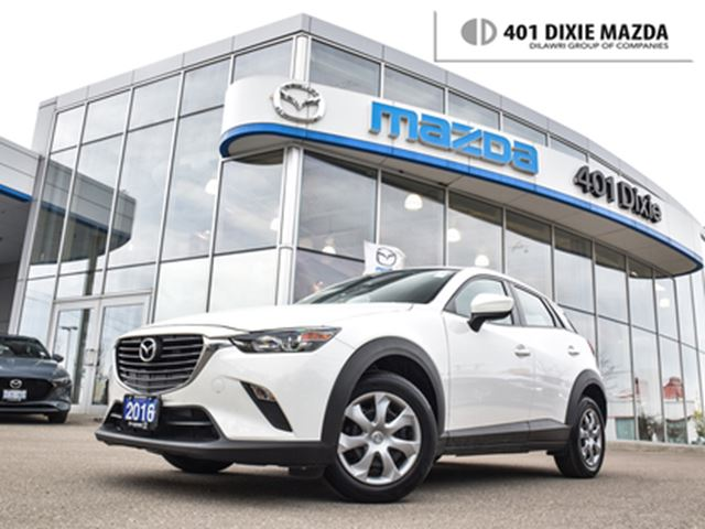 2016 MAZDA CX-3 GX 1.9% FINANCE AVAILABLE NO ACCIDENTS in Mississauga, Ontario