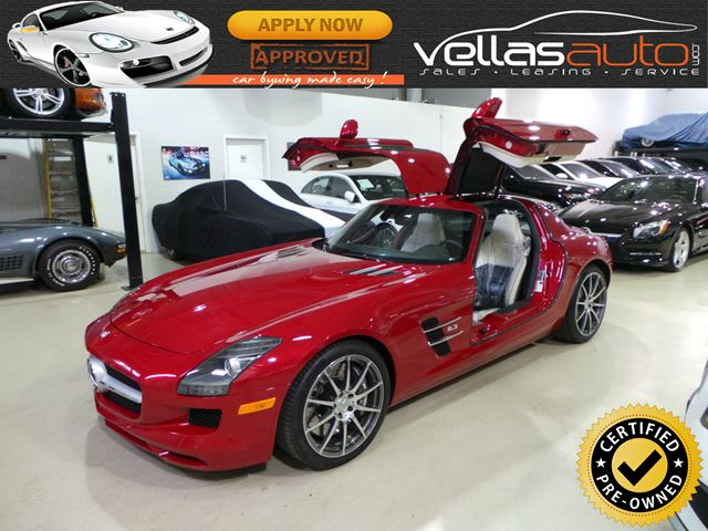2011 Mercedes-Benz SLS AMG SLS AMG COUPE in