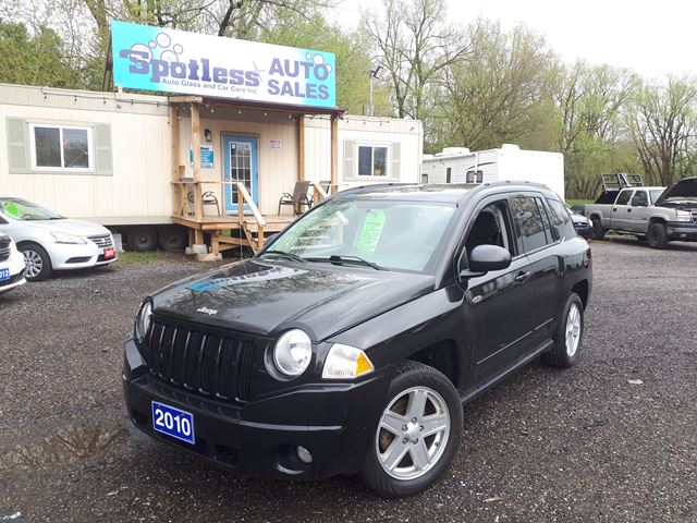 2010 JEEP Compass Sport in Whitby, Ontario