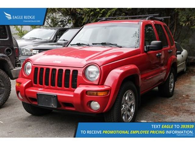 2003 Jeep Liberty Limited Edition in