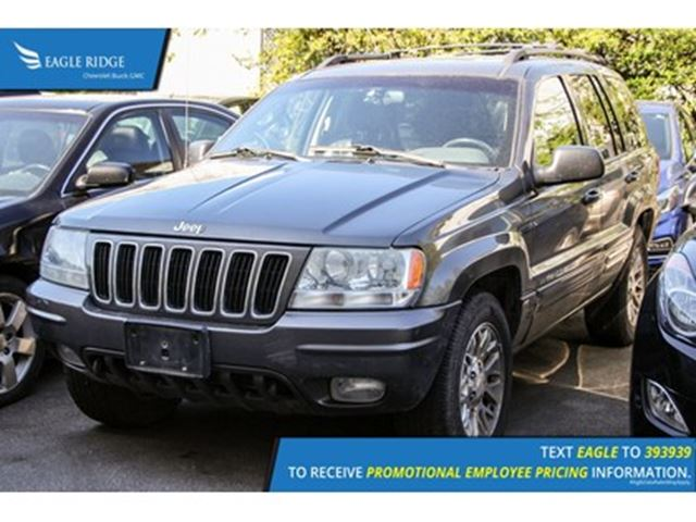 2002 Jeep Grand Cherokee Limited in