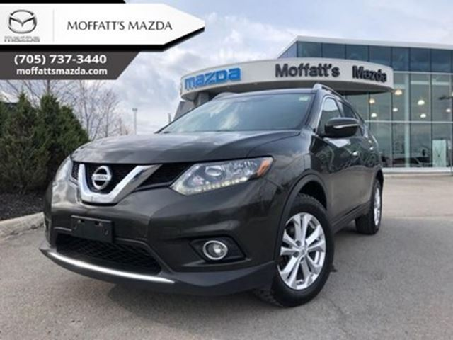 2015 NISSAN Rogue SV - Sunroof -  Bluetooth -  Heated Seats in Barrie, Ontario