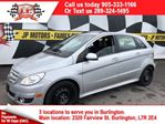 2011 Mercedes-Benz B-Class 200, Automatic, Sunroof, Heated Seats, in Burlington, Ontario