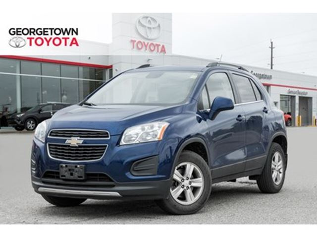 2013 CHEVROLET Trax 1LT ROOF RACK POWER WINDOWS BLUETOOTH in Georgetown, Ontario