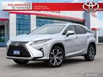 2016 Lexus RX 350 LUXURY PACKAGE AWD OFF LEASE AND NAVIGATION in Collingwood, Ontario