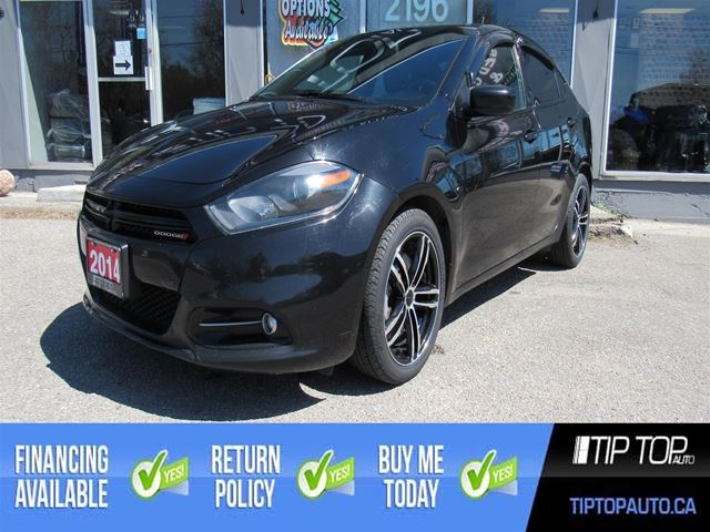 2014 DODGE Dart SXT ** Clean CarFax, Bluetooth, New Tires ** in Bowmanville, Ontario