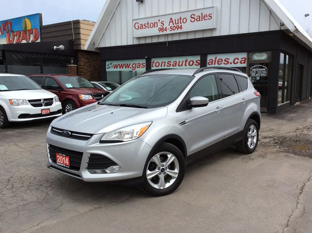 2014 Ford Escape Tires >> 2014 Ford Escape Backup Cam New Brakes And Tires St Catharines