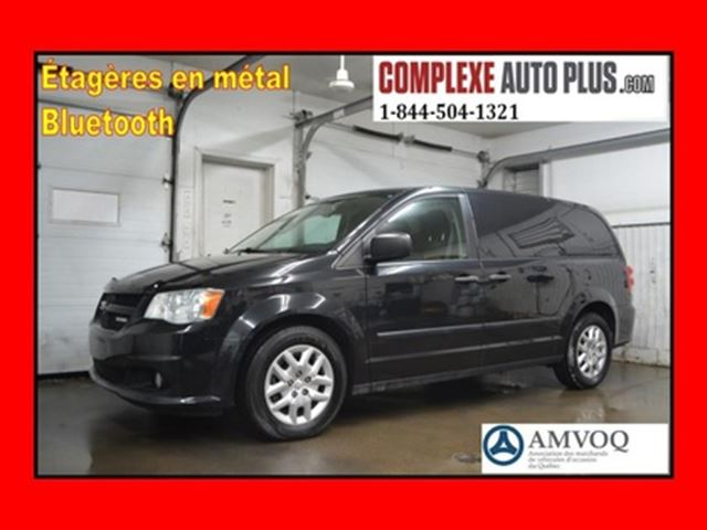 2015 Dodge Grand Caravan Ram Cargo Van C/V *Étagères INCLUS! in