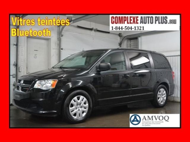 2015 Dodge Grand Caravan SXT *Stow N Go ! in