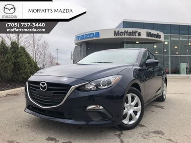 2016 MAZDA MAZDA3 GX -  Bluetooth in Barrie, Ontario