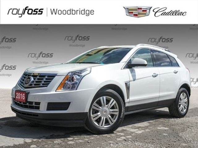 2016 CADILLAC SRX Luxury SUNROOF, BOSE, NAVIGATION in Woodbridge, Ontario