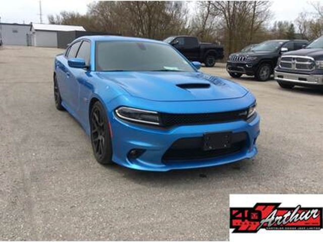 2016 Dodge Charger R/T Scat Pack in