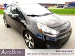 2013 Kia Rio SX - 1.6L - FWD - B/Up Cam in Woodbridge, Ontario