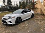 2018 Toyota Camry XSE V6 +Cuir+NAV+Toit Pano+Cam+¬ra+Protection Usure in Mississauga, Ontario