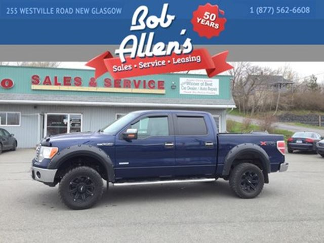 2012 Ford F-150 XLT in