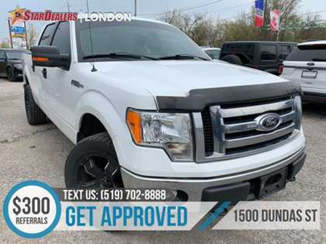 2012 FORD F-150 XLT   4X4   V8   6PASS in London, Ontario