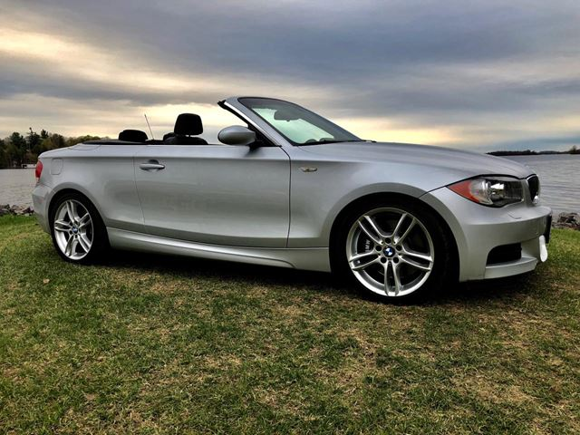 2009 BMW 1 Series 135i Convertible Only 65150 km in