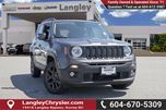 2016 Jeep Renegade North  *LIMITED EDITION!!!* in Surrey, British Columbia