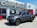 2019 Nissan Frontier PRO-4X with LEATHER PKG  in Collingwood, Ontario