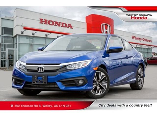 2017 HONDA Civic EX-T   Heated Seats, Rearview Camera, Heated Seats in Whitby, Ontario
