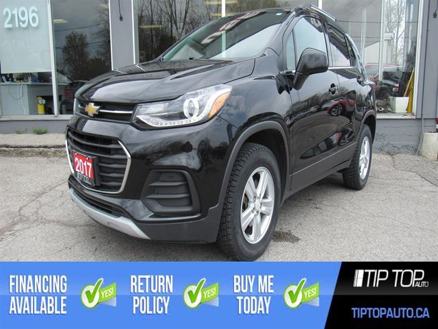 2017 CHEVROLET Trax LT ** AWD, Remote Start, Backup Cam, 4G/LTE ** in Bowmanville, Ontario