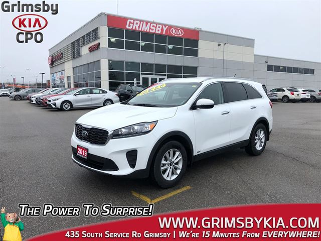 2019 Kia Sorento LX AWD Heat Seat & Steer Backup Cam Bluetooth in