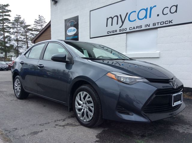 2019 TOYOTA Corolla LE HEATED SEAT, BACK UP CAM!!! in Richmond, Ontario