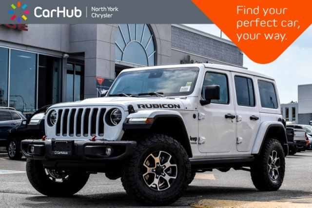 2019 JEEP Wrangler Unlimited RUBICON Skyroof Alpine_sound Remote_start 17Alloys in Thornhill, Ontario