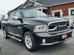 2016 Dodge RAM 1500 Limited 4x4 Ecodiesel, Leather Heated/Vented Seats, NAV, Sunroof, Air Suspension, Tonneau, Spray In Liner in Paris, Ontario