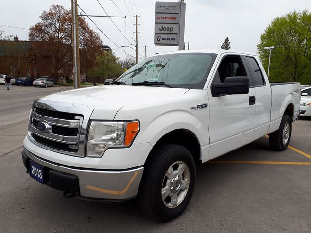 2013 Ford F-150 XLT in