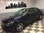 2014 Mercedes-Benz E-Class 4MATIC Sedan in Calgary, Alberta