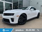 2015 Chevrolet Camaro ZL1 MANUAL BRAND NEW TIRES OPTIONED OUT LOW MILEAGE SHOWROOM CONDITION in Edmonton, Alberta