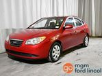 2009 Hyundai Elantra GL FWD | HEATED FRONT SEATS | CD PLAYER | AIR CONDITIONING in Red Deer, Alberta