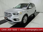 2018 Ford Escape Titanium *Accident Free!* in Winnipeg, Manitoba