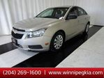 2011 Chevrolet Cruze LS+ w/1SB *Always Owned In MB!* in Winnipeg, Manitoba