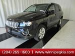 2015 Jeep Compass High Altitude *Sunroof! Remote Start!* in Winnipeg, Manitoba