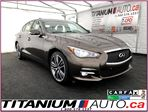 2015 Infiniti Q50 AWD+Limited+GPS+360 Camera+Blind Spot+Radar Cruise in London, Ontario