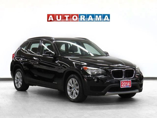 2014 BMW X1 xDrive 28i Navigation Leather Pano-Sunroof in North York, Ontario