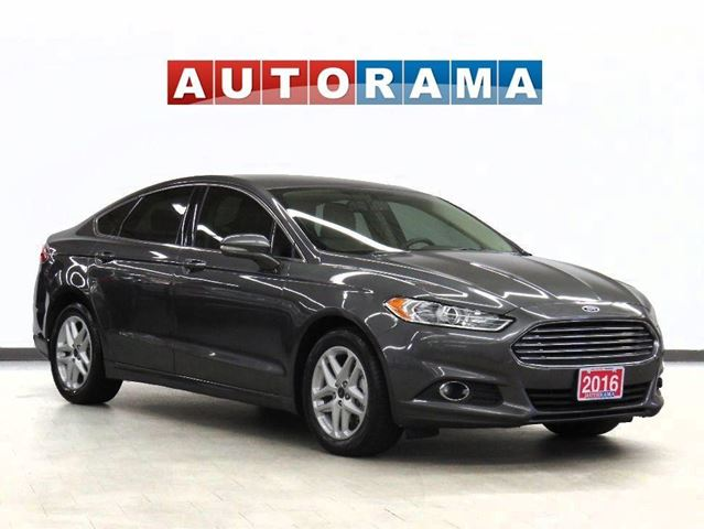 2016 FORD Fusion SE BACKUP CAMERA LEATHER SATELLITE RADIO in North York, Ontario