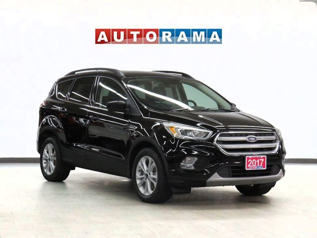 2017 FORD Escape SE 4WD Navigation Leather Backup Cam in North York, Ontario