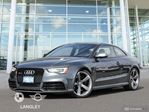 2013 Audi RS5 4.2 S tronic qtro Coupe in Langley, British Columbia