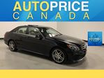 2016 Mercedes-Benz E-Class SPORT PKG|NAVIGATION|PANROOF in Mississauga, Ontario